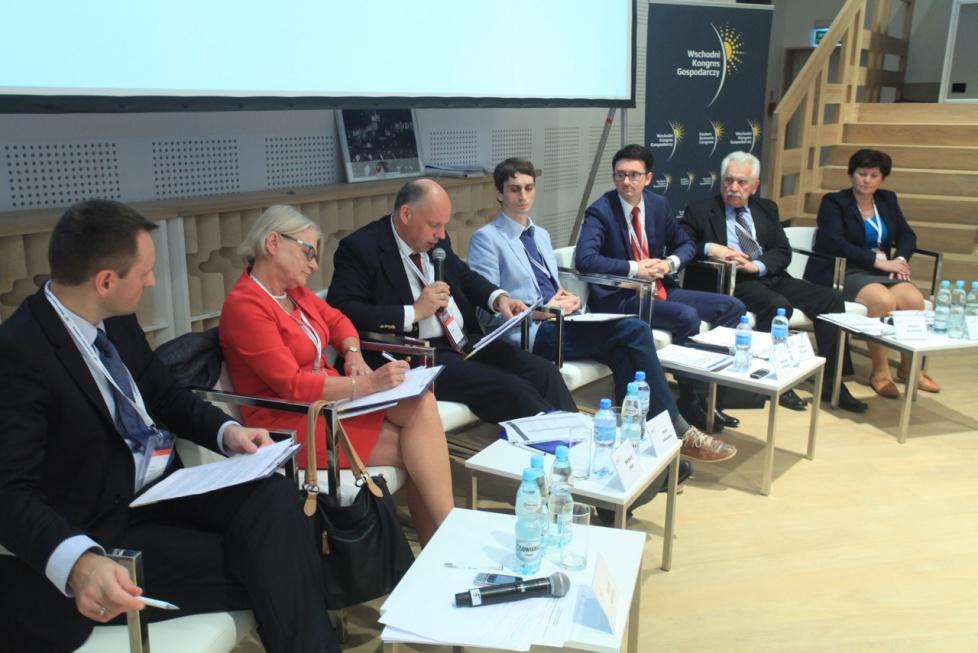 Sesja senioralna na Wschodnim Kongresie Gospodarczym - zobacz zdjęcia