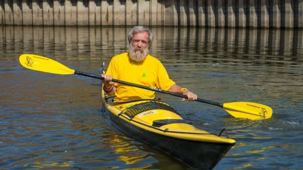 70-letni Polak rozpoczyna wyprawę przez Atlantyk