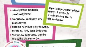 Impreza plenerowa w Ogrodzie Saskim na finał Warszawskiego Tygodnia Seniora