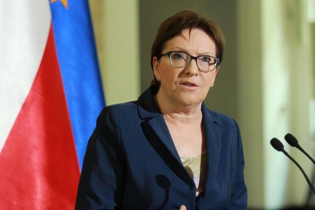 Kopacz w Płocku: rząd pamięta o seniorach
