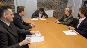 Sosnowiec: miasto przekazało budynek na potrzeby hospicjum