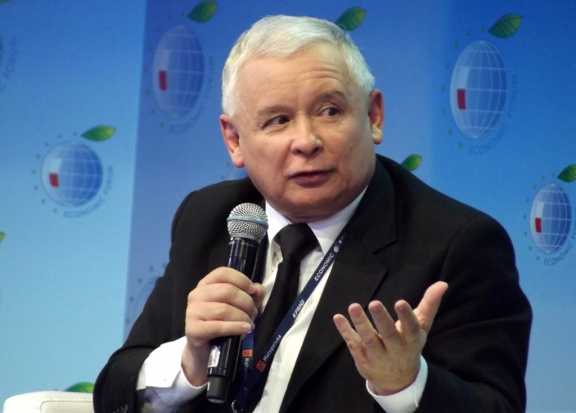Jarosław Kaczyński: obniżenie wieku emerytalnego od 2017 r.
