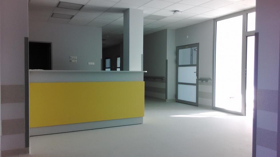 Centrum Leczenia Bólu już gotowe - zobacz zdjęcia