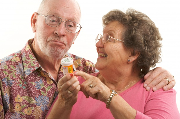 Z bezpłatnych leków skorzystało prawie 2,2 mln seniorów