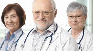 Lekarze emeryci ratują system ochrony zdrowia przed katastrofą