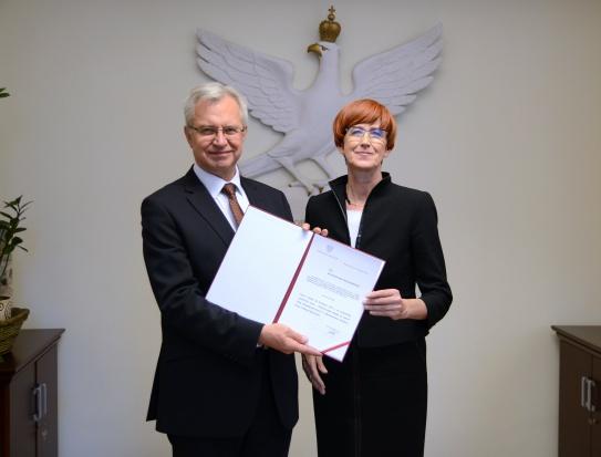 Michałkiewicz: chcemy by emeryci też mogli przekazywać 1 proc. podatku
