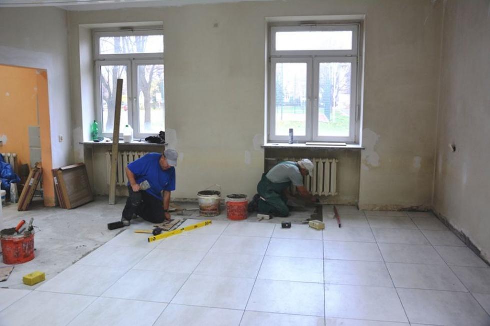 Strzegom: nabór uczestników i remont domu Senior-WIGOR