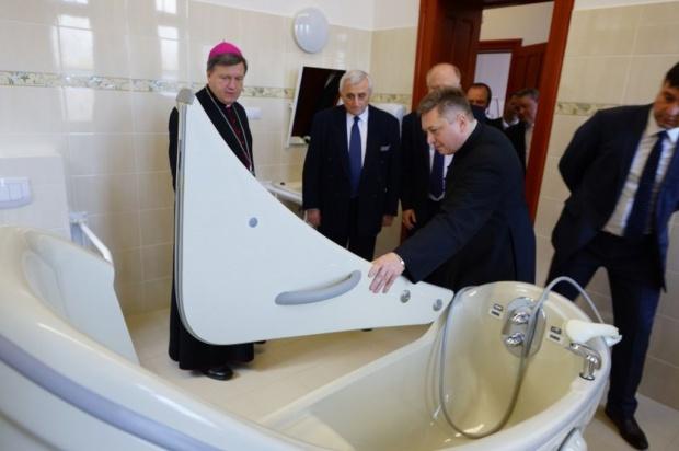 Dolnośląskie: zakład opiekuńczy Caritas po gruntownej modernizacji