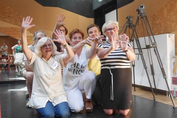 Filmowe doświadczenia warszawskich seniorów w Kinie Muranów