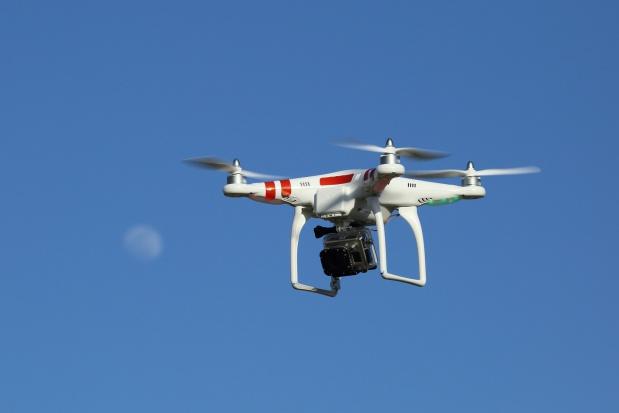 Drony pomogą osobom starszym?