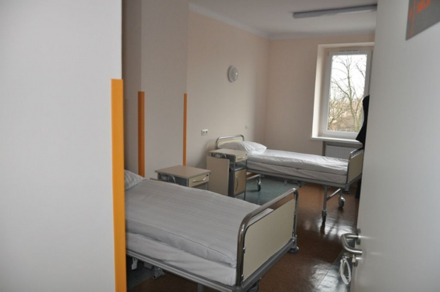 Nowy Sącz: szpital remontuje internę, uruchomi geriatrię