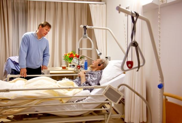 Szpital w Chrzanowie chce postawić na opiekę nad osobami starszymi