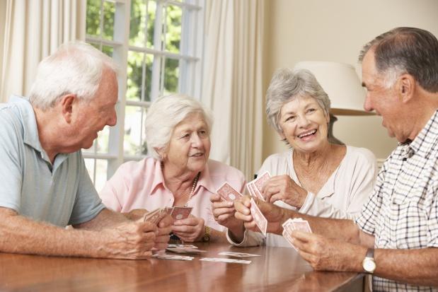 Im starsi, tym szczęśliwsi?