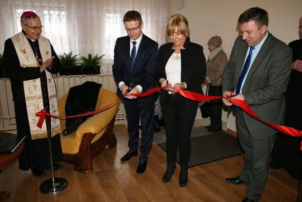 W Częstochowie otwarto dom Senior-WIGOR