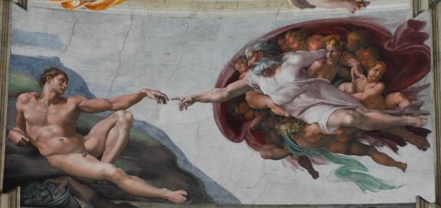 Praca uchroniła Michała Anioła przed postępującym zwyrodnieniem stawów