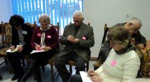 Przemyśl: członkowie rady seniorów przeprowadzą ankietę