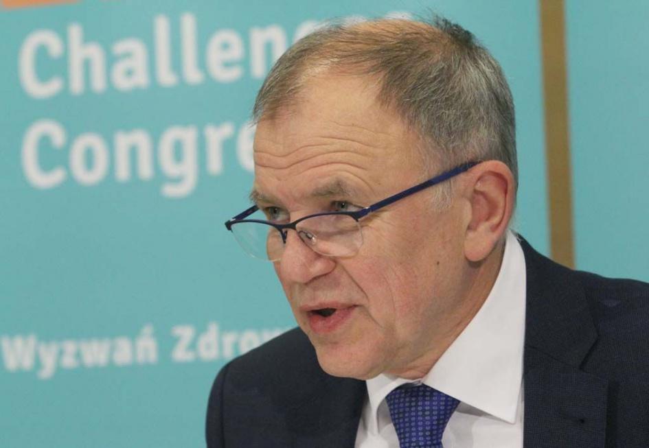 Komisarz UE ds. zdrowia w Warszawie: celem przedłużenie życia obywateli o dwa lata do 2020 r.