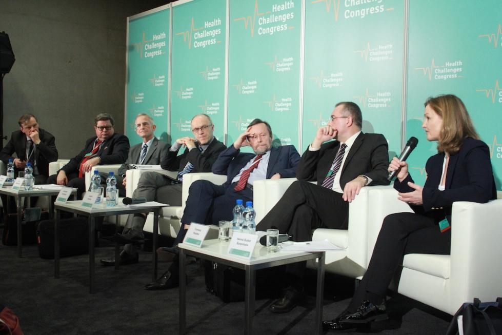 O wielolekowości na Kongresie Wyzwań Medycznych - zobacz zdjęcia z sesji