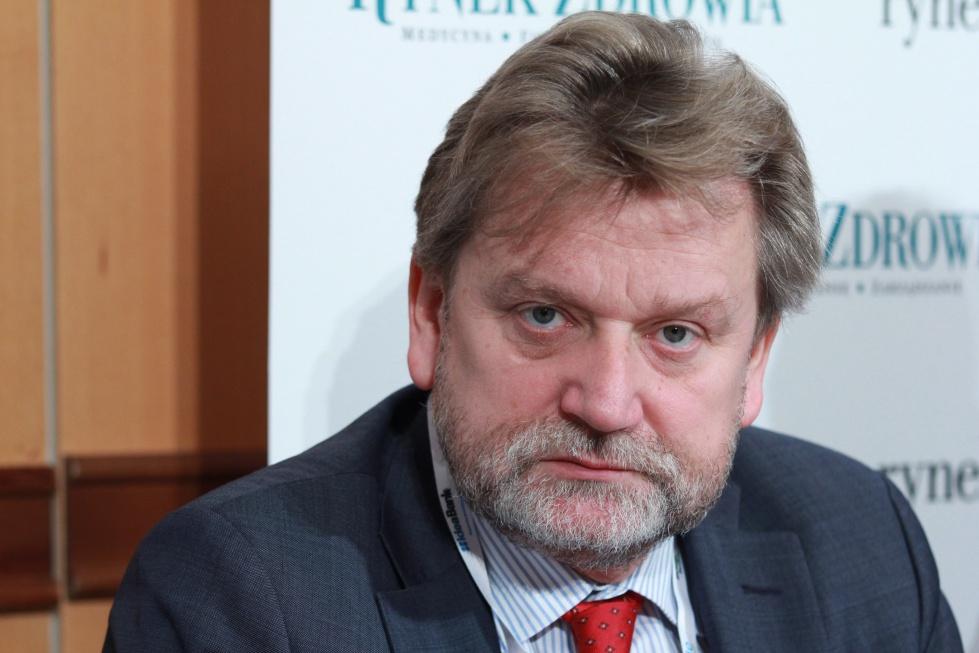 Wiceminister Pinkas o geriatrii i Instytucie Geriatrii: musimy być realistami