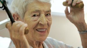 Parkinson: jakie ćwiczenia chory może wykonać w domu?