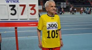 Mamy najstarszego na świecie lekkoatletę. 105-letni Polak biega i rzuca kulą