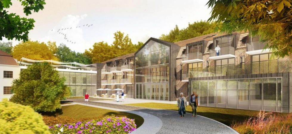 Szukają inwestora do zbudowania kompleksu dla seniorów - zobacz wizualizacje