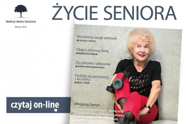"""Kolejna edycja publikacji """"Życie Seniora"""" - z patronatem Rynku Seniora"""