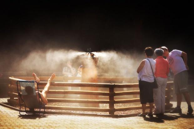 Łódź: powstała kolejna tężnia z wartościową solanką