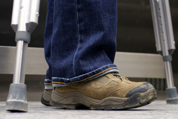 Zdaniem sądu starsi mniej cierpią z powodu kalectwa niż młodsi