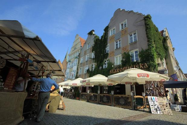Olsztyn: seniorzy chcą zagospodarować nieruchomość po klubie Come In