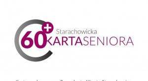 """Starachowice: ruszyło wydawanie """"Kart Seniora 60+"""""""