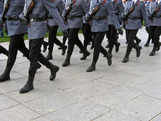 Policjanci chcą równych praw do emerytur dla wszystkich funkcjonariuszy