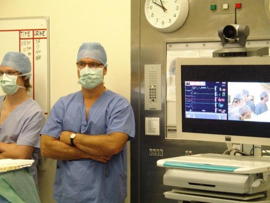 Polski robot kardiochirurgiczny będzie operował w przyszłym roku