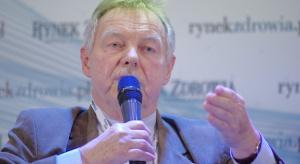 Prof. Gładysz: co roku w UE umiera 37 tys. pacjentów z powodu zakażeń szpitalnych