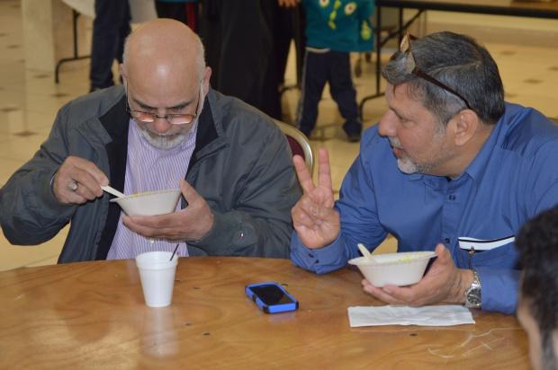 Płock: ruszyły darmowe obiady dla samotnych seniorów