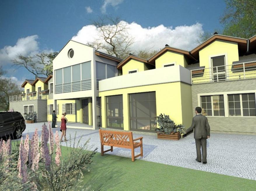 Śląskie: powstaną dwa prywatne domy seniora. Zobacz galerię