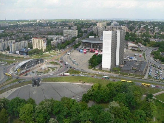 Katowice: miasto starzeje się i wyludnia