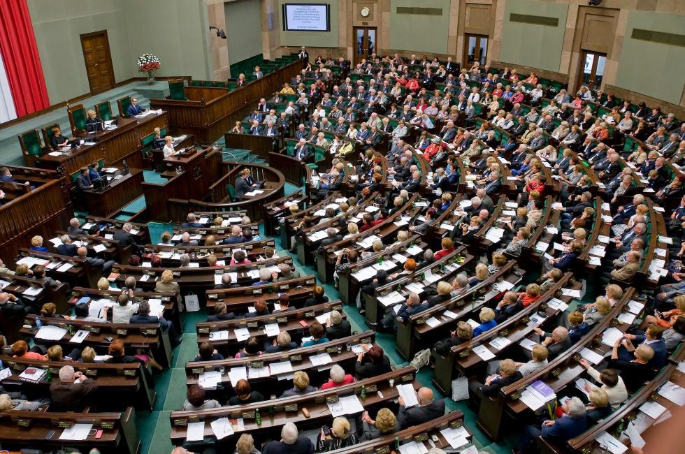 Parlament seniorów na wczesnym etapie rozwoju, ale chce rozwinąć skrzydła
