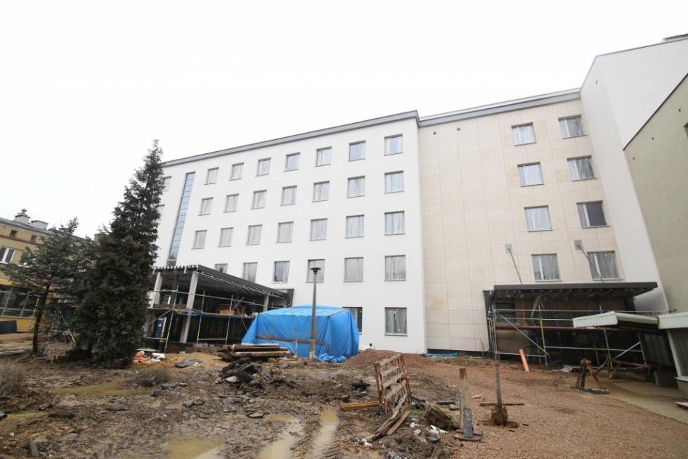 Piekary Śląskie: budowa szpitala na finiszu. Zobacz zdjęcia