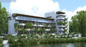 50 apartamentów z widokiem na wodę. Kolejny luksusowy obiekt dla seniorów