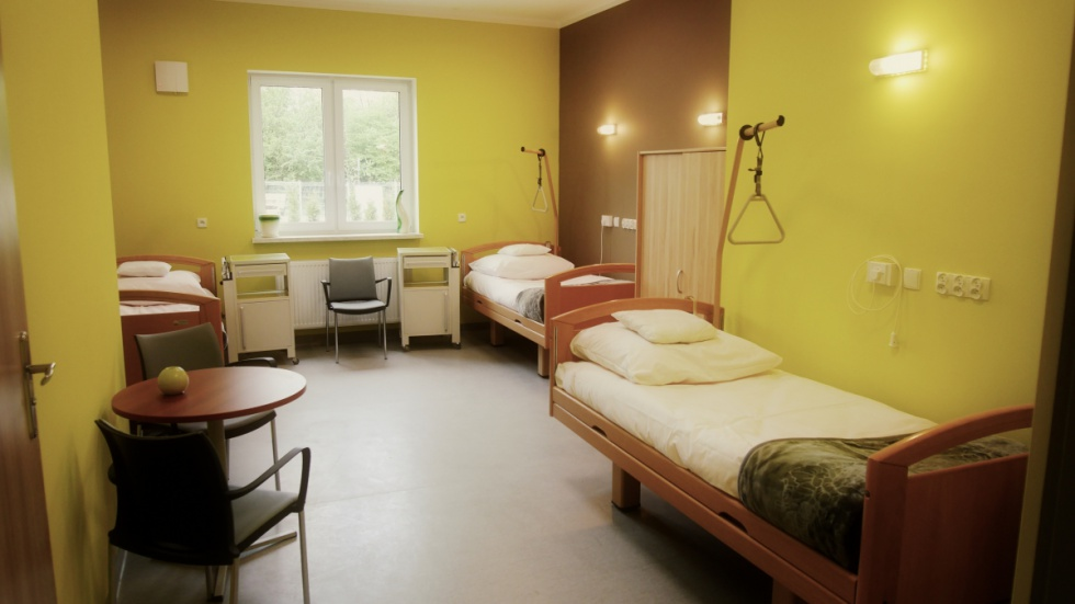 Jakie warunki w zakładzie opiekuńczym? Zobacz galerię z Wielkopolski