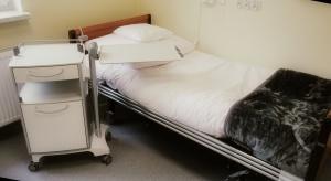 Szpital w Ustce chce uruchomić zakład pielęgnacyjno-opiekuńczy