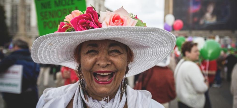 25 czerwca w Warszawie Ogólnopolska Parada Seniorów i Piknik Pokoleń