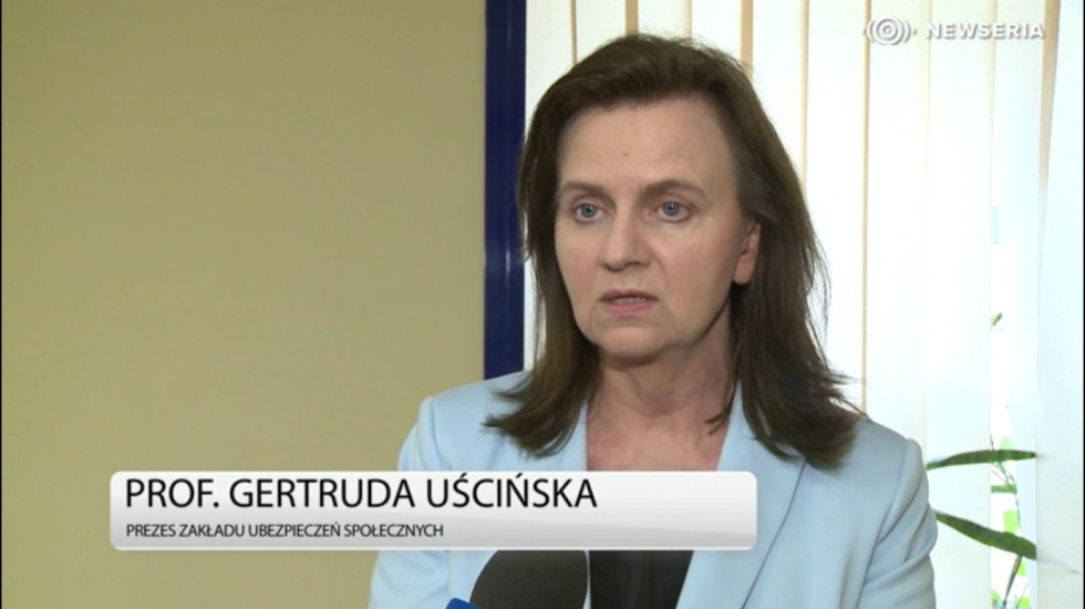 Prezes ZUS: korzystanie z doradców wpłynęło na decyzje o przejściu na emeryturę