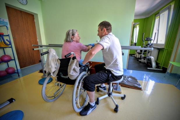 W Warszawie brakuje miejsc dla chorych po udarach