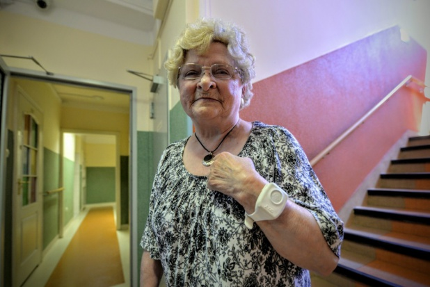 Ten polski mikrochip mogą wykorzystać opiekunowie osób starszych i domy opieki