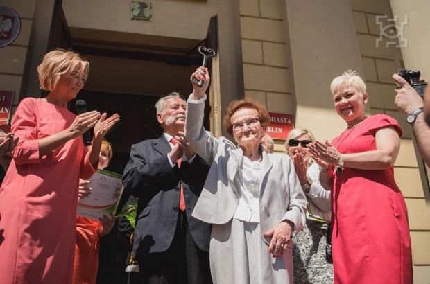 Lublin: seniorzy na tydzień przejęli klucze do miasta