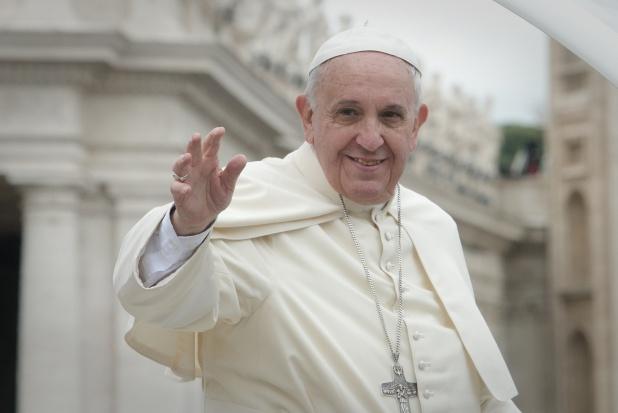 17 grudnia papież kończy 80 lat. Każdy może złożyć życzenia