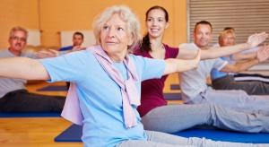 Joga pozwala zapobiec spadkowi sprawności umysłowej