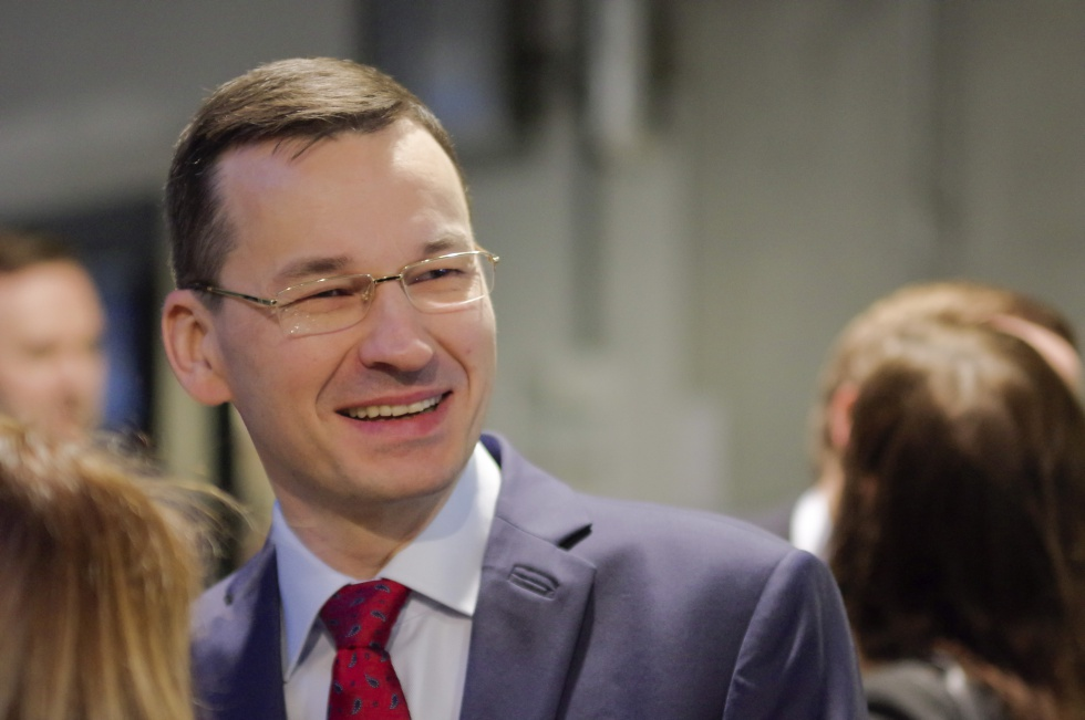 Morawiecki: z programem 500+ dla seniorów musimy poczekać